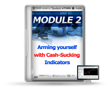 MODULE 2: Arming Yourself With Cash-Sucking Indicators